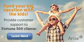 Arise Virtual Solutions is seeking independent customer service professionals