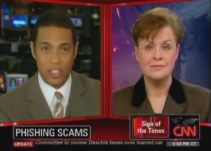 Chris Durst on CNN - January 31, 2009
