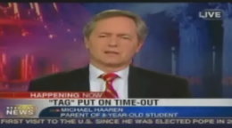 Michael Haaren on CNN - April 15, 2008