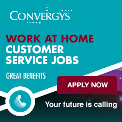 Convergys is hiring