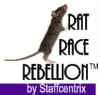 Rat Race Rebebellion by Staffcentrix